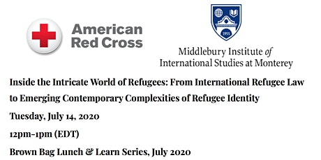 American Red Cross of Northern New England Lunch & Learn Series, July 2020 tickets
