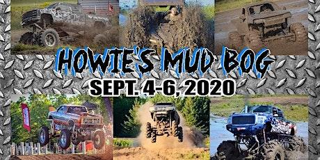 Howie's Mud Bog tickets