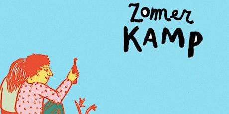 Genk on stage :: blackwave. | ZOMERKAMP tickets