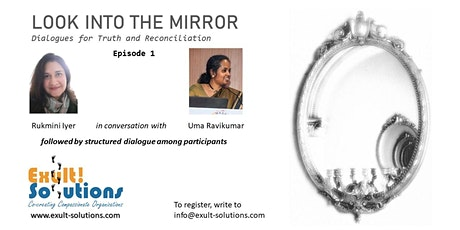 Look into the Mirror - Episode 1 tickets