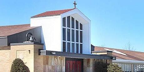 Holy Trinity Woonsocket RI - 8 am Mass tickets