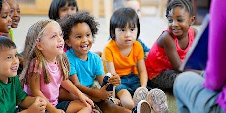 Insegnanti scuola dell'infanzia. Linguaggio e comunicazione biglietti