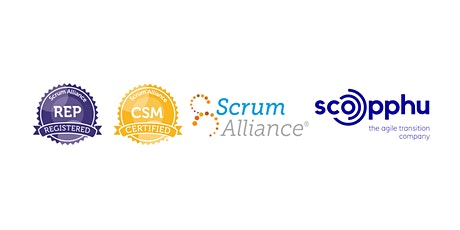 LIVE ONLINE | CSM® Certified ScrumMaster bilhetes