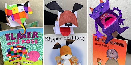 Easy Puppets for Story-telling tickets