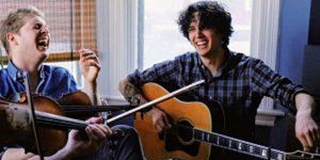 Jesse Periard & Rowen Gallant - August 5th - $25 - *SOLD OUT tickets