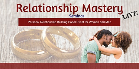 Relate 2020 - Maintain Healthy Relationships During Challenging Times tickets