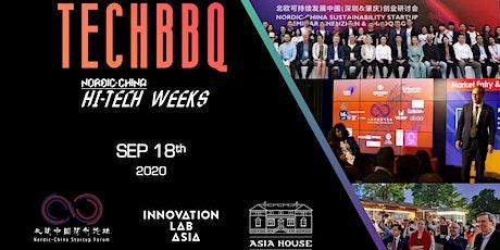 TechBBQ Copenhagen China Hi-Tech Weeks Track  2020 tickets