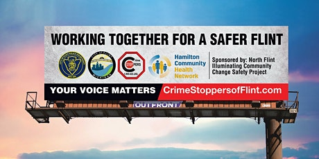 Working Together For a Safer Flint- N. Flint IC2 Community Safety Forum tickets