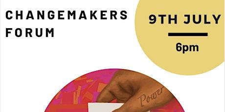 Changemakers Forum tickets