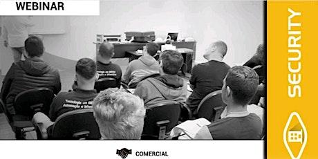 EAD|INTELBRAS - SOFTWARE DEFENSE IA  - MÓDULO COMERCIAL ingressos