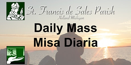 Thursday Daily Mass tickets
