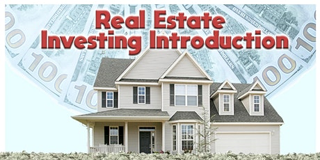 REAL ESTATE INVESTMENT ONLINE TRAINING tickets