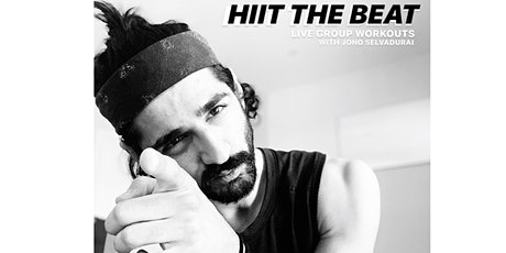 HIIT THE BEAT #11 - Live workout with Jono tickets