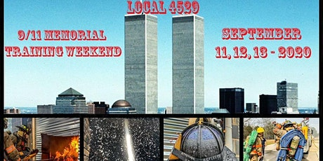Local 4529 9/11 Memorial Training Weekend tickets