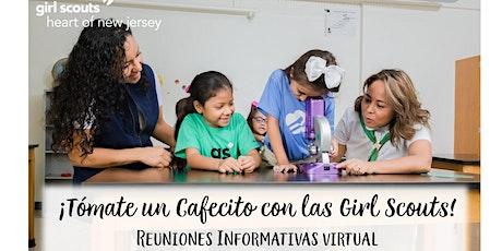 Cafecito con las Girl Scouts boletos