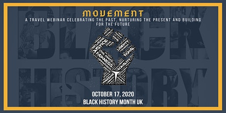 'Movement' Black Travel Webinar tickets