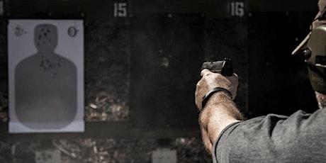 Defensive Handgun Fundamentals (DHF) July 25, 2020 tickets
