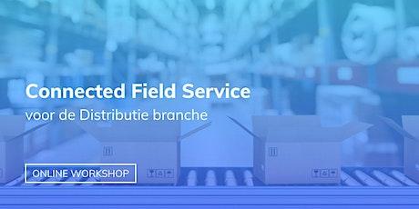 Online Workshop: Connected Field Service voor Distributie branche tickets