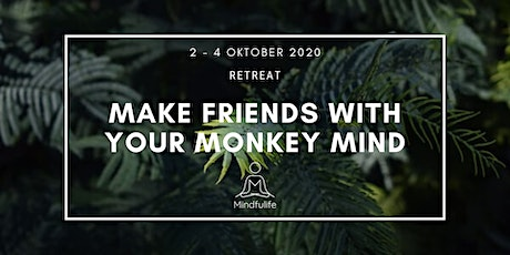 Meditations-Retreat: Make friends with your monkey mind Tickets