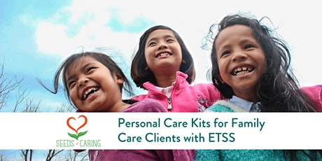 Personal Care Kits with ETSS tickets