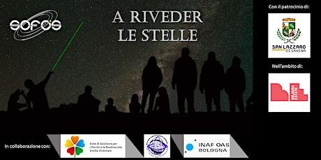 A riveder le stelle - Dolina della Spipola - 23/07/20 biglietti