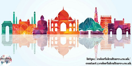 Colorful Cultures India Webinar entradas