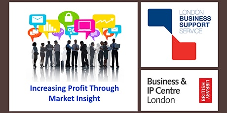Webinar: Increasing profit through market insight tickets