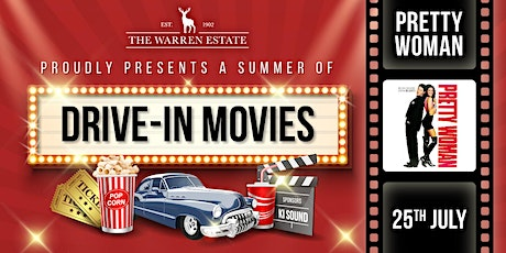 Drive-in Movies at The Warren - Pretty Woman tickets