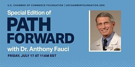 Path Forward Special Edition: A Conversation with Dr. Anthony Fauci tickets