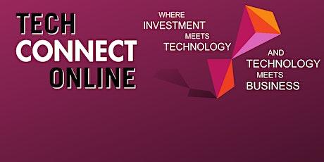 Tech Connect Online Conference & Exhibition biglietti