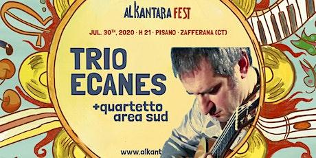 Alkantara fest - TRIO ECANES / QUARTETTO AREASUD biglietti