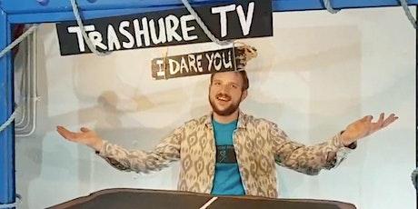 Vrijdag: TrashUre TV tickets