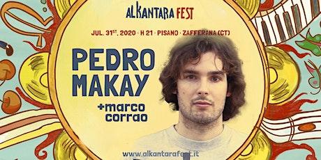 Alkantara fest - PEDRO MAKAY / MARCO CORRAO biglietti