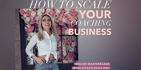 How To Scale Your Coaching Business Tickets