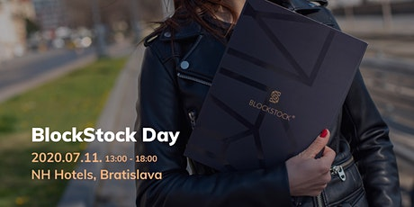 BlockStock Day - Slovakia tickets