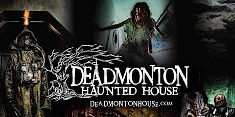 Deadmonton Auditions 2020 tickets