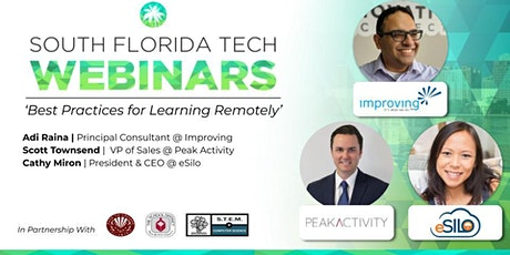 SUMMER SERIES WEBINAR | 'Best Practices for Learning Remotely' tickets