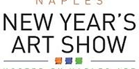 25th Annual Naples New Year's Art Show tickets