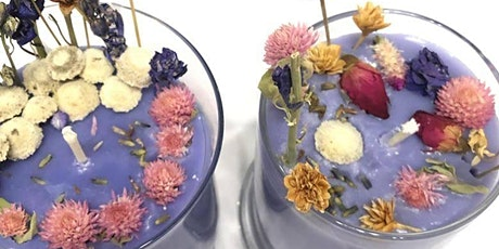 Soy Candle Making Workshop tickets