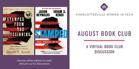 Virtual CWIT Book Club Discussion tickets
