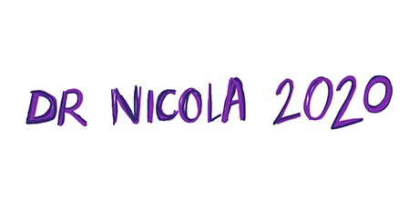 Dr Nicola 2020  #5 Feminism & Comics UK: The 2000s.  Illustrated live  talk tickets