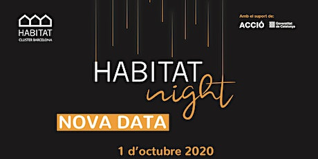 Habitat Night 2020, Talent Awards entradas