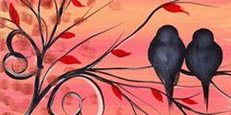 Love Birds Painting tickets