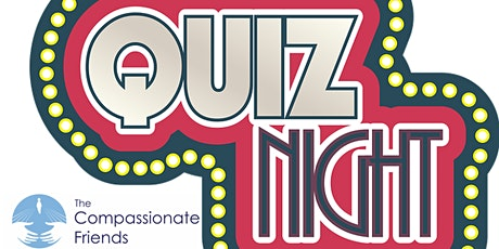 The Compassionate Friends Presents Virtually The Best Quiz Ever (Almost) tickets