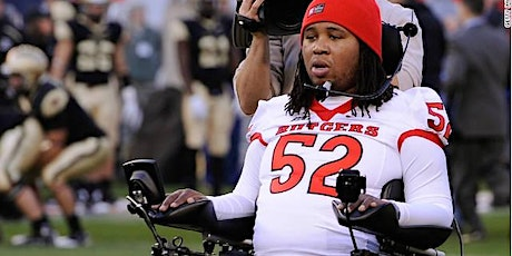 The Eric LeGrand Story via Zoom tickets