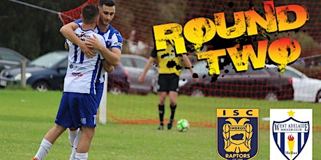 ROUND 2 - WA Raptors vs Seaford (& Green Utd) tickets