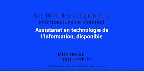 Plan d'assistanat - Programme de technologies de l'information par TI tickets