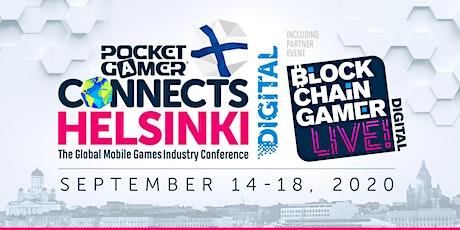 PG Connects Helsinki Digital 2020 [ft. Blockchain Gamer LIVE! Digital] tickets