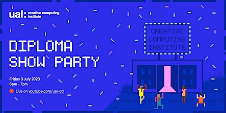 CCI Diploma Show Party 2020 tickets