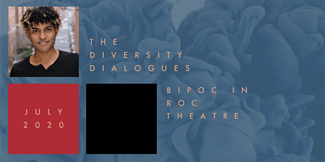The Diversity Dialogues: BIPOC in ROC Theatre tickets